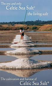 The cultivation and harvest of Celtic Sea Salt©